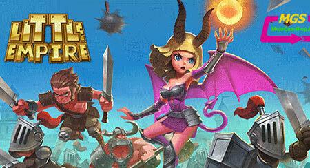خرید موجو در بازی Little Empire