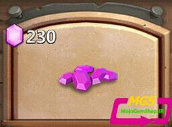 ۲۳۰ الماس Castle Clash