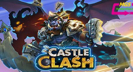 خرید الماس های Castle Clash