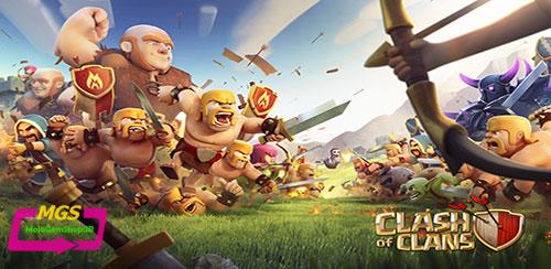 خرید جم در بازی Clash of Clans