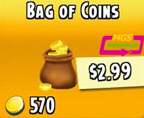 ۵۷۰ سکه بازی Hay Day