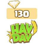 ۱۳۰ الماس بازی Hay Day + هدیه ویژه
