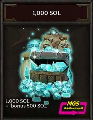 ۱۰۰۰ Sol بازی Darkness Reborn