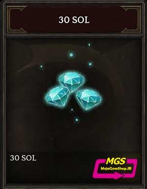 ۳۰ Sol بازی Darkness Reborn
