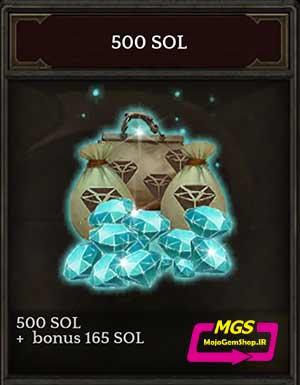 ۵۰۰ Sol بازی Darkness Reborn