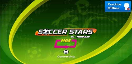 خرید سکه  و دلار های بازی Soccer Stars