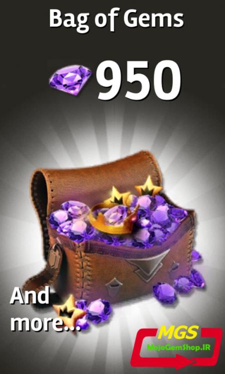 ۹۵۰ جم بازی Siegefall