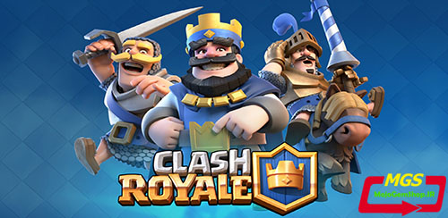 خرید جم بازی Clash Royale