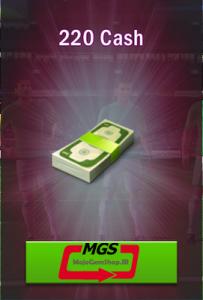 ۲۲۰-cash