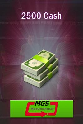 ۲۵۰۰ دلار بازی Top Eleven