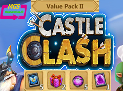 ایونت Value Pack 2 بازی Castle clash