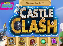ایونت Value Pack 3 بازی Castle clash