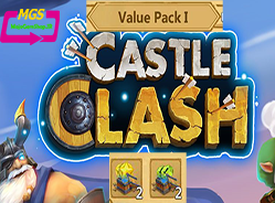 ایونت Value Pack 1 بازی Castle clash
