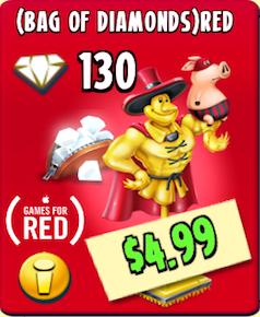 ایونت RED EVENT الماس بازی Hay Day