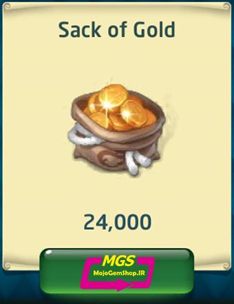 بسته ۲۴,۰۰۰ سکهDragon World