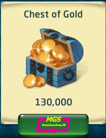 بسته ۱۳۰,۰۰۰ سکه Dragon World