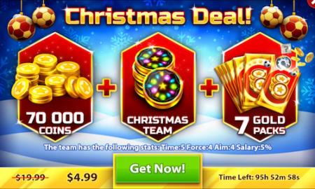 ایونت Christmas Deal