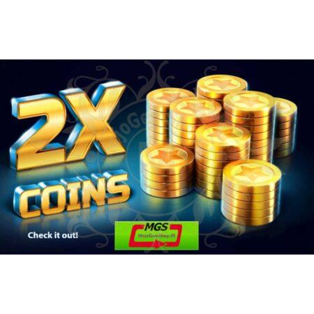 ایونت ۱۴۰,۰۰۰ سکه بازی ساکراستارز + ۱۴۰,۰۰۰ سکه هدیه