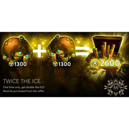 بسته TWICE THE ICE Vain Glory