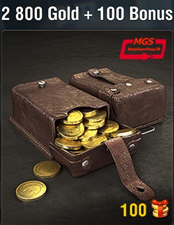 خرید ۲۹۰۰ سکه بازی World of Tanks Blitz