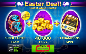 Easter Deal 1.99