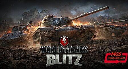 خرید طلا، تانک و پیشنهادهای ویژه بازی World of Tanks Blitz