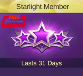 Starlight Member بازی Mobile Legend