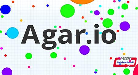خرید DNA (دی ان ای) و COIN (سکه) بازی AGAR.io