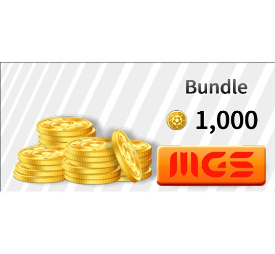 خرید بسته Bundle ۱۰۰۰ سکه بازی Dream League Soccer 2019
