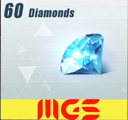 خرید ۶۰ الماس بازی Rules Of Surevival