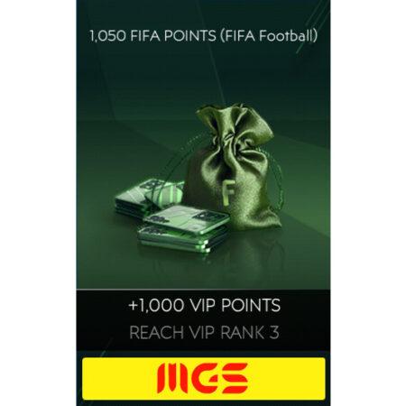 خرید ۱۰۵۰ فیفا پوینت بازی FIFA Mobile