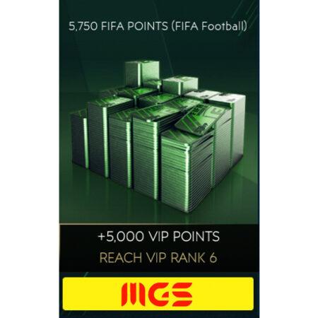 خرید ۵۷۵۰ فیفا پوینت بازی FIFA Mobile