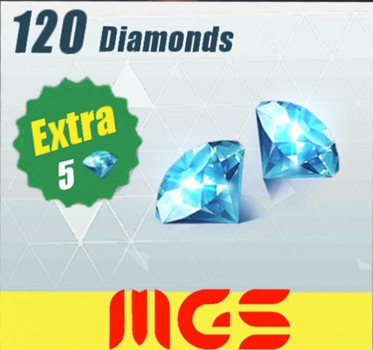 خرید ۱۲۰ الماس بازی Rules Of Surevival