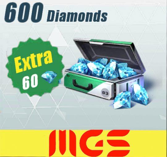 خرید ۶۰۰ الماس بازی Rules Of Surevival