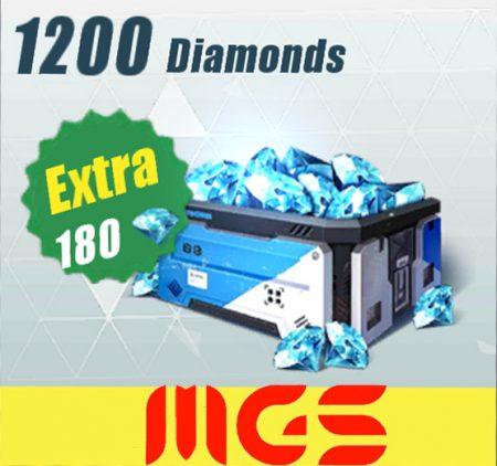 خرید ۱۲۰۰ الماس بازی Rules Of Surevival