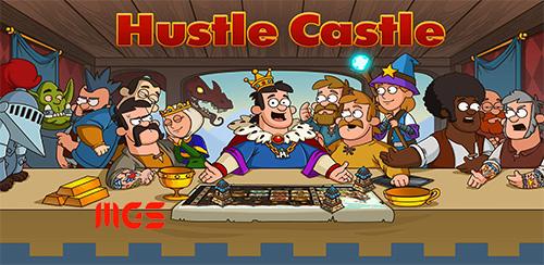 خرید الماس بازی Hustle castle