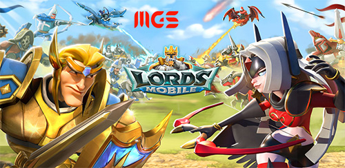 خرید Gem بازی Lords Mobile