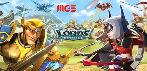 خرید Gem بازی Lords Mobile