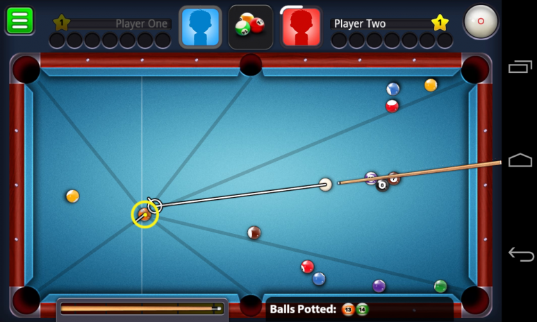 نقد و بررسی بازی ۸ Ball Pool
