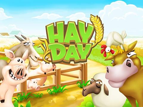 نقد و بررسی بازی مفرح Hay Day