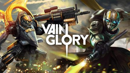 نقد و بررسی  بازی Vain Glory
