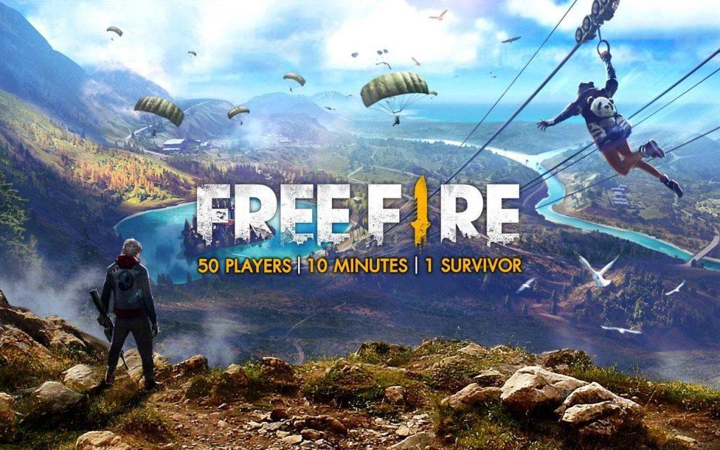 نقد و بررسی بازی Free Fire