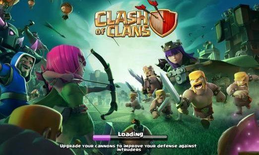 نقد و بررسی بازی Clash of Clans