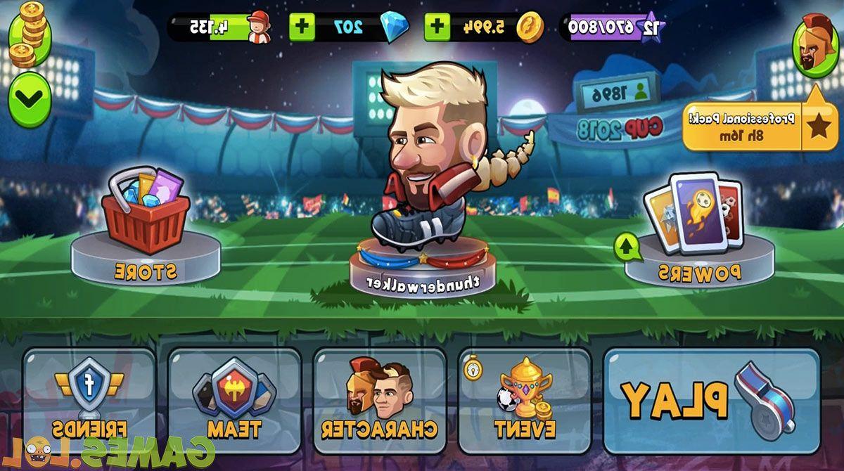 بازی هد بال ۲ و نگاه اولیه به این بازی جذاب (Head ball 2)