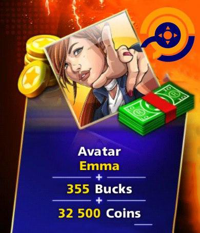 choes your warrior emma