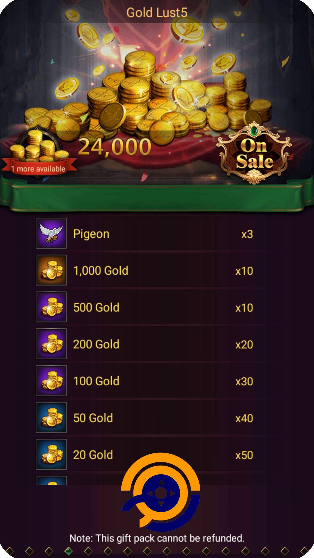 ریونج آف سلطانز | gold lost5