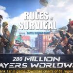 Rules of Survival : بازی قوانین بقا