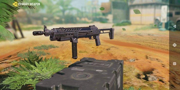سلاح HG40 بازی کالاف دیوتی