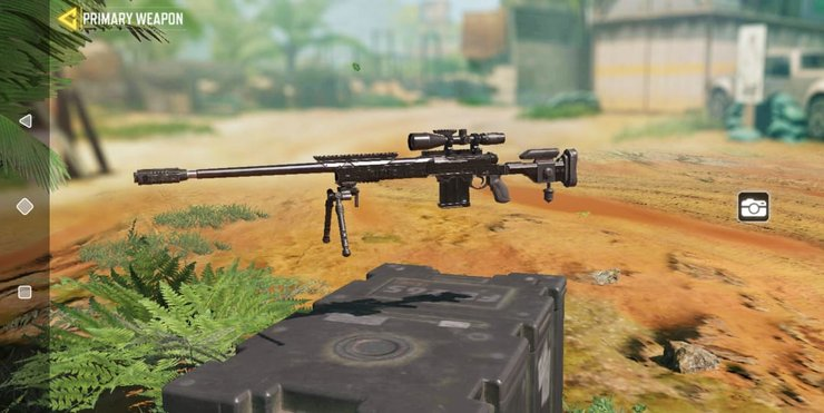 سلاح DL Q33 کالاف