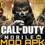 هک و چیت بازی کالاف دیوتی موبایل